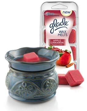 glade wax melts1 Glade Wax Melts   Whats Your Favorite Fragrance?