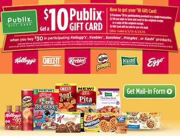 kelloggs mir Reminder Kelloggs Mail In Rebate Starts Today