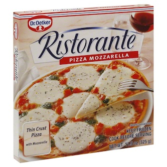 DR. OETKER RISTORANTE Pizza DR. Oetker Ristorante Pizza Coupon For Publix Sale   $2 Per Pizza!