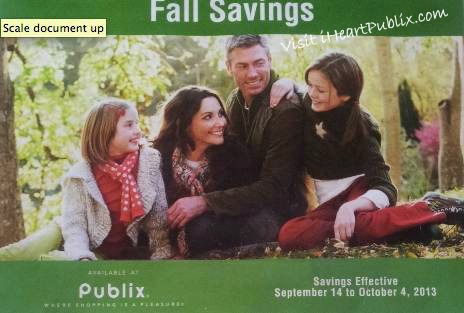 Fall Savings Publix Grocery Advantage Buy Flyer Fall Savings 9/14 to 10/4