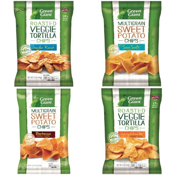 GG VC All Green Giant Veggie Snack Chips Deal + Giveaway For $25 Publix Gift Card
