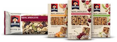 Print The Quaker Real Medleys Bars Coupon