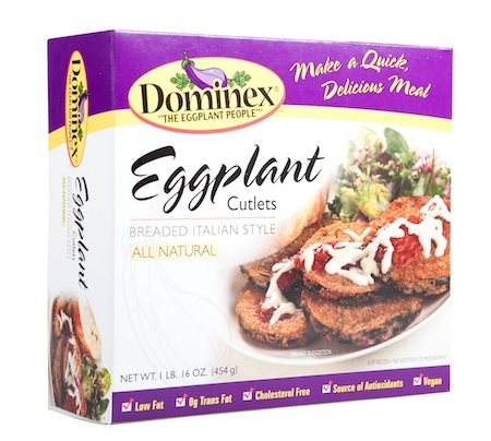 dominex cutlets Dominex Eggplant Cutlets Review (+ Win $50 Publix Gift Card, Free Dominex Products & A Cuisinart!)