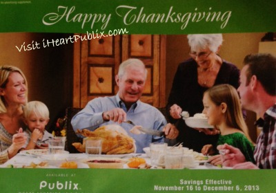 Green Thanksgiving Deals For A Buck Or Less In the Advantage Buy Flyers