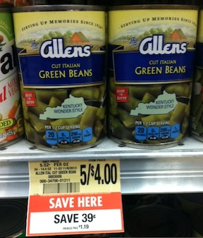 Cheap Canned Vegetables At Publix