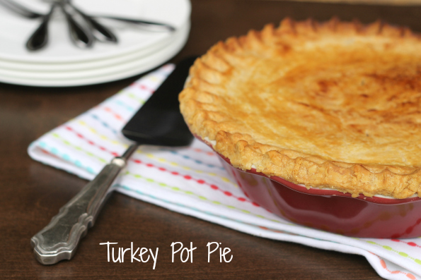 turkey pot pie 1 Turkey Pot Pie   Good Cook Leftover Recipe #51