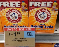 Arm Hammer Arm & Hammer Baking Soda And Laundry Detergent Rebate Deal For Our Upcoming BOGO Sale