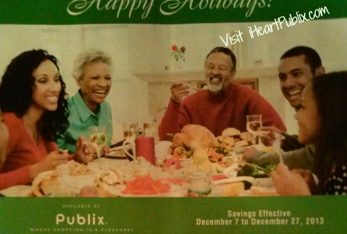 Happy Holidays Publix Grocery Advantage Buy Flyer Happy Holidays Super Deals (12/7 to 12/27)