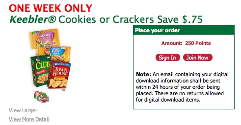 Kelloggs Family Rewards Kelloggs Family Rewards Cyber Week Rewards Sale + Publix Deal