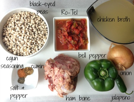 black eyed peas ingredients Spicy Black Eyed Peas   Publix Super Meal