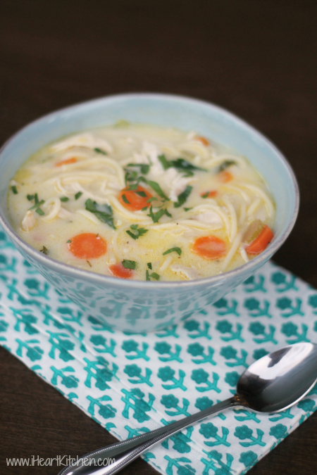 chicken noodle soup 3 Publix Super Meal   Easy Chicken Noodle Soup
