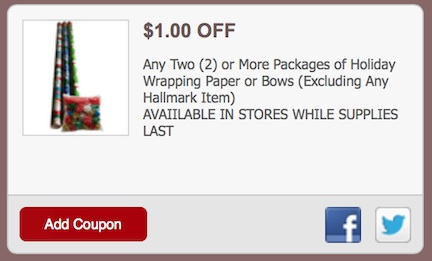 publix coupon1 Super Cheap Publix Wrapping Paper?