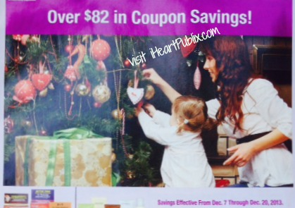 purple flyer 1 Publix Health & Beauty Advantage Buy Flyer (12/7 to 12/20)
