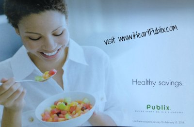 healthy savings booklet New Publix Coupon Booklet   Healthy Savings