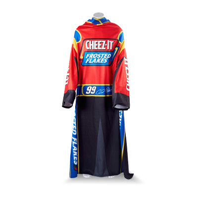 42841l Kelloggs Racing Sleeved Blanket   Free With Points!