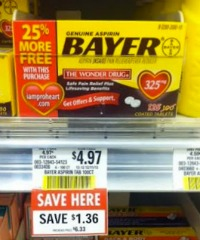 Bayer Publix Pharmacy Booklet For February