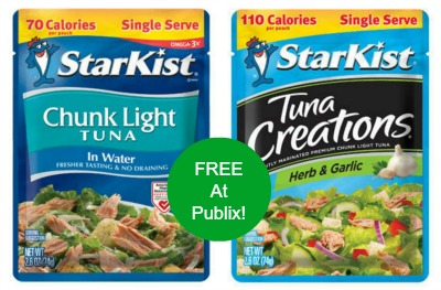 Tuna Collage Upcoming Deal   Free StarKist Tuna For Some
