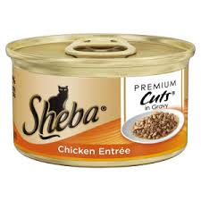 More Cheap & Free Sheba Cat Food At Publix