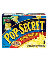Lots Of Pop Secret Coupons   Multiple Coupons Available!