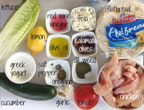 gyros ingredients Chicken Gyros   Publix Super Meal
