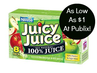 Juicy Juice More Cheap Juicy Juice At Publix