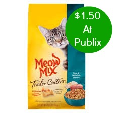 Meow Mix Meow Mix Cat Food Deal With Our New Printable Coupon