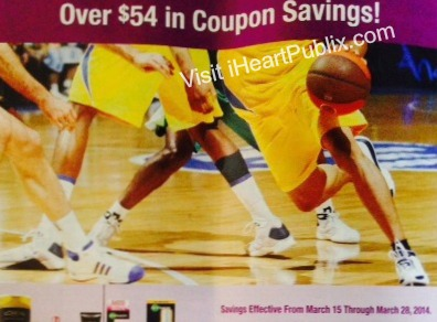 Purple Publix Health & Beauty Advantage Buy Flyer Super Deals 3/15   3/28
