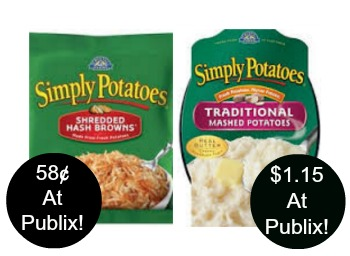 Simply Simply Potatoes Coupon For Our Publix BOGO Sales
