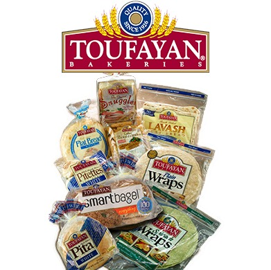 Toufayan brand Vote For Your Favorite Toufayan Recipe