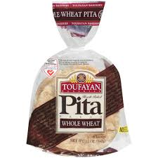 Easy Pita Chips   Toufayan Recipe Finalist #5