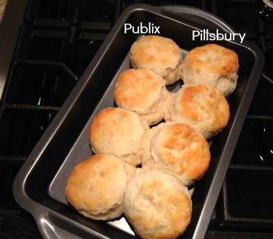 Try Me Tuesday Publix Buttermilk Biscuits