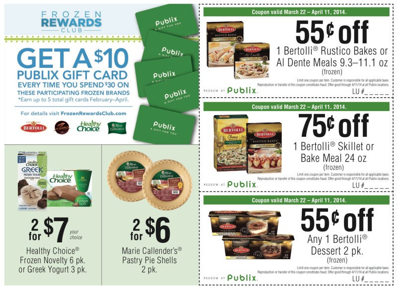 conagra march New Deals For The Frozen Rewards Club Rebate Offer + Reminder To RSVP For My Twitter Party!