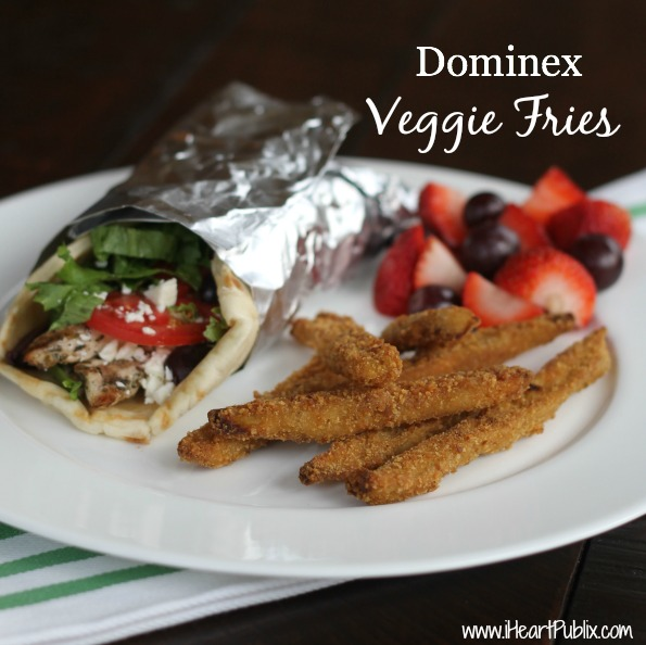 dominex veggie fries final Dominex Veggie Fries   Delicious & Better for You (+ One Reader Wins An Awesome Prize Pack)