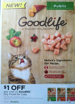goodlife publix Sunday Coupon Preview For 3/9