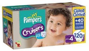New & Reset Pampers Coupons For Our Publix Deal