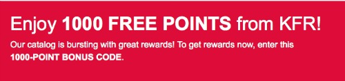 kfr 1000 Did You Get 1000 Free Points From Kelloggs Family Rewards?
