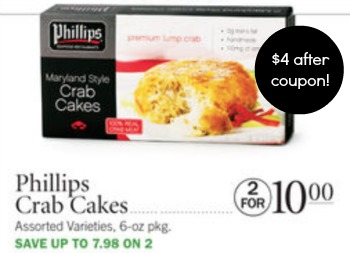 phillips publix Phillips Seafood Coupon Available To Print For Crab Cakes Sale
