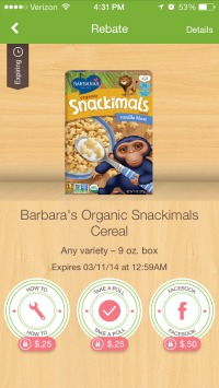 snackimals ibotta New Ibotta Offers   Several Barbaras Offers