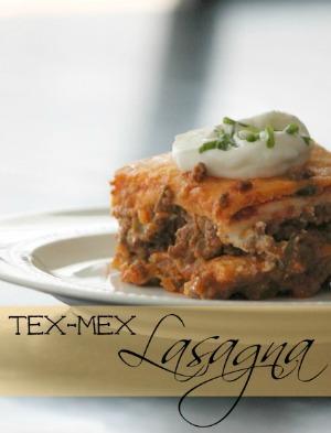 Tex-Mex Lasagna - Passionate Penny Pincher Recipe