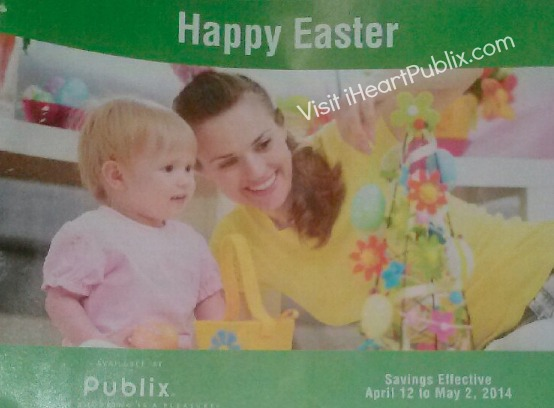 Happy Easter Publix Grocery Advantage Buy Flyer Happy Easter 4/12 to 5/2