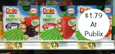 Squish New Coupons + Hamburger Helper Ultimates And Dole Squishems Deals At Publix