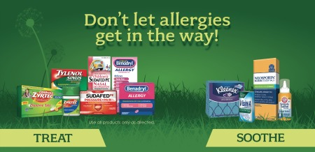 allergy form Earn $20 Visa Gift Card With Allergy Product Purchases