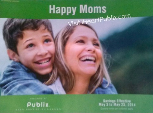 grocery Publix Grocery Advantage Buy Flyer Happy Moms (5/3 to 5/23)