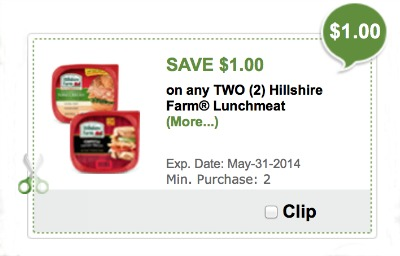 hillshire lunchmeat publix Hillshire Farm Coupon Available