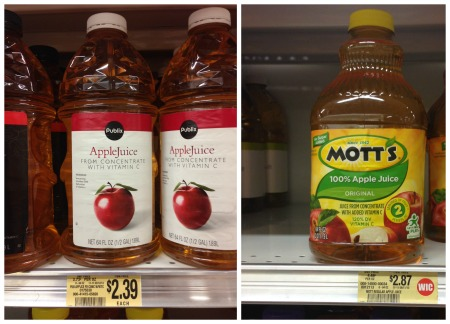 publix apple juice Try Me Tuesday   Publix Apple Juice