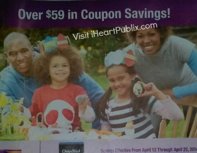 purple Publix Health & Beauty Advantage Buy Flyer (4/12 to 4/25)