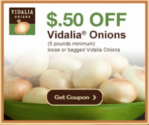 vidalia onion coupon Vidalia Onion Coupon To Print