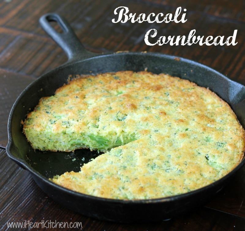 Broccoli Cornbread -