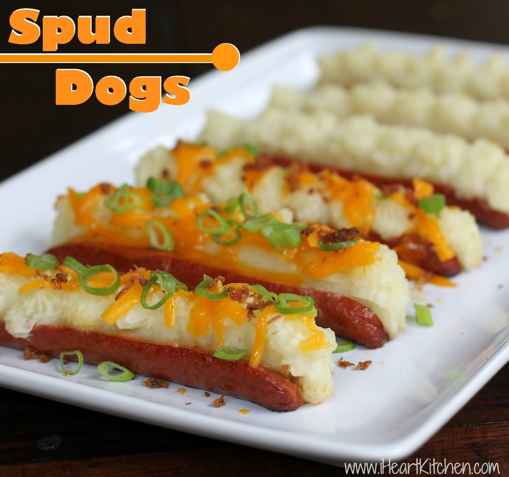 Spud Dogs  Spud Dogs   Kid Friendly & Easy On The Budget!