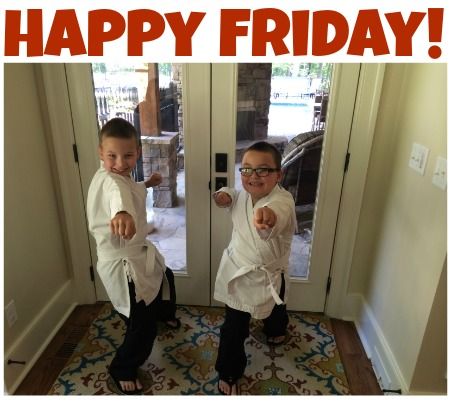 boys karate Weekly Totals 6/27   Share Your Savings
